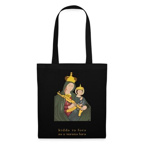 Madonna di Fonti - Borsa di stoffa