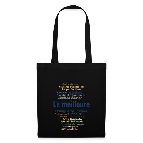 La meilleure ... exemplaire unique - Tote Bag