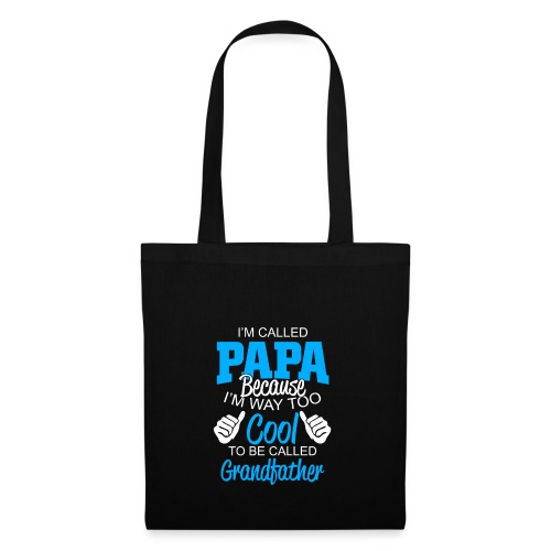 01 im called papa copy - Tote Bag