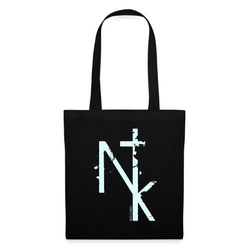 NTK logo white - Stoffbeutel