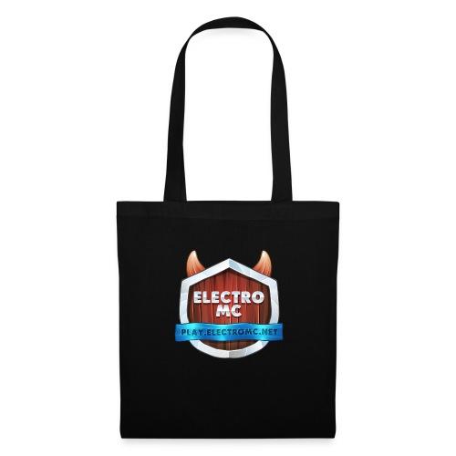 ElectroMC Logo - Tas van stof