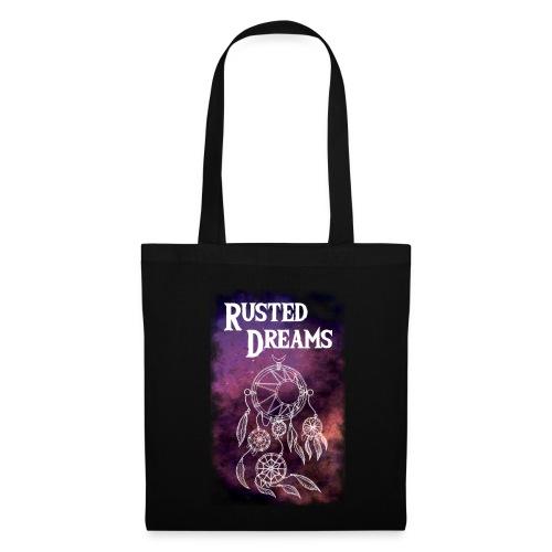 RUSTED DREAMS DreamCatcher logo - Borsa di stoffa