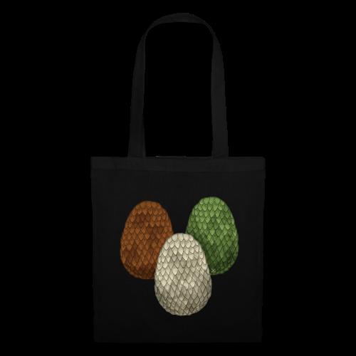 Dragon eggs - Bolsa de tela