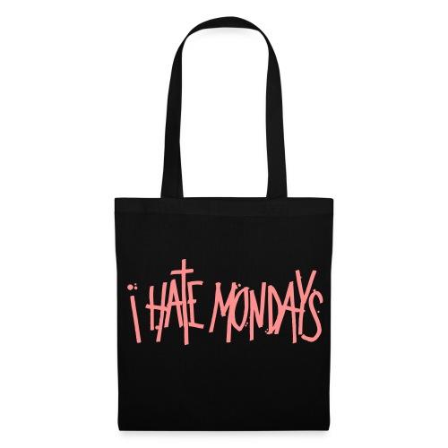 Lundi, je déteste lundi - Tote Bag