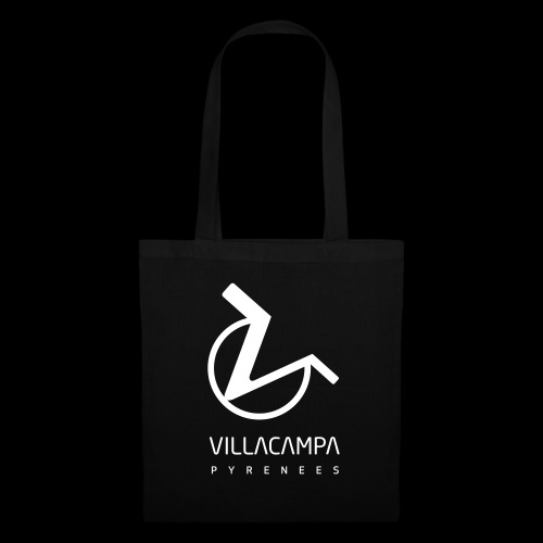 VILLACAMPA tshirt final02 - Tote Bag