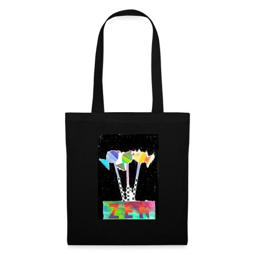 zen fish - Tote Bag