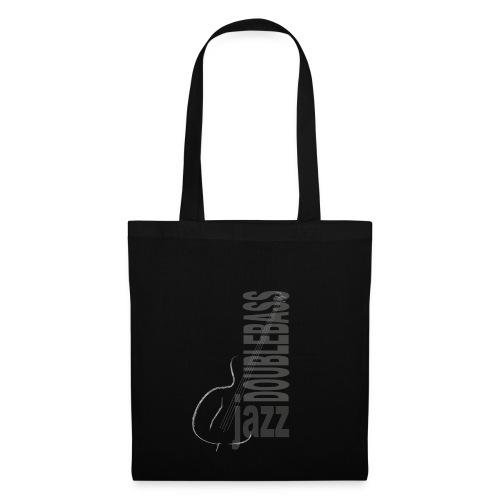 Jazz Double Bass - Borsa di stoffa