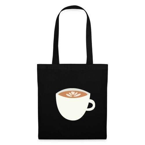'Cappuccino' - Tas van stof