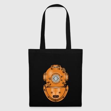 diving helmet - Tote Bag