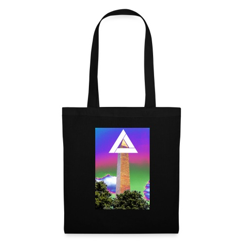 SIXTH DIEMENSION MONUMENT - Tote Bag