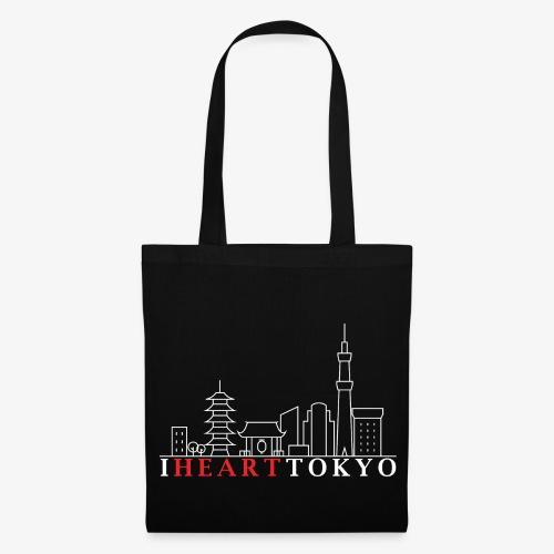 I HEART TOKYO Ver.2 - Tote Bag