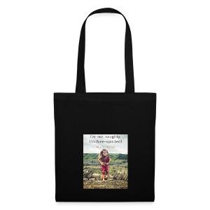 Free-Spirited - Tote Bag