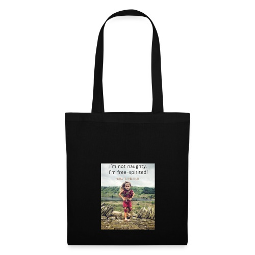 Free-Spirited - Tote Bag