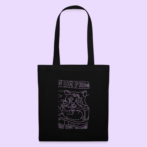 Vegan Cat - Tote Bag