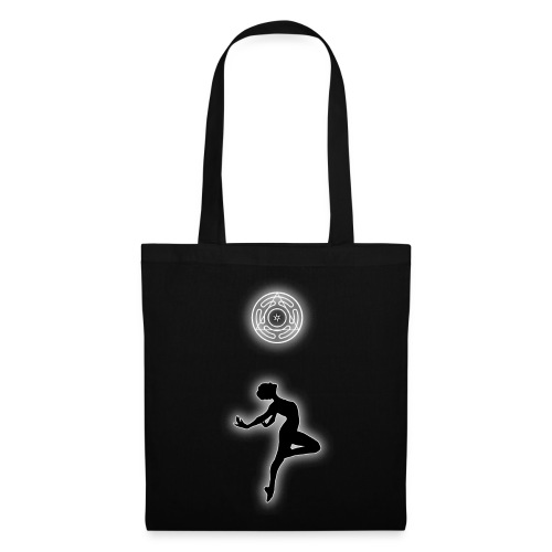 EMBRACE THE SUN BW - Tote Bag
