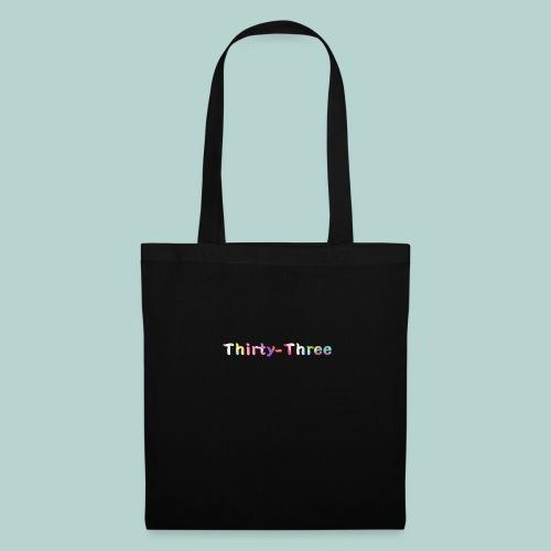 Thirty three - Torba materiałowa