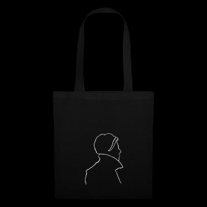 David Bowie Low (white) - Tote Bag