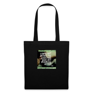 love your body - Tote Bag