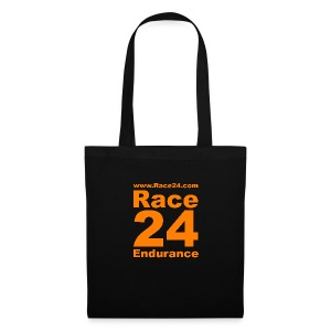 Race24 Logo in Orange - Tote Bag