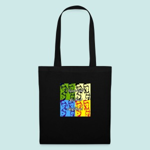 Myopic Girls Sweet and Smart - Tote Bag