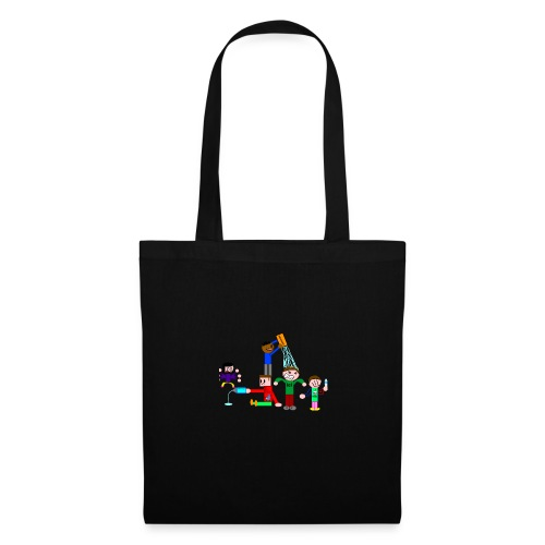 Water Fight - Tote Bag