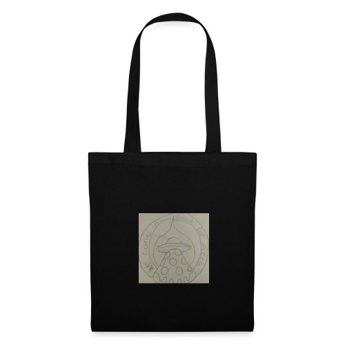Pizza word - Tote Bag