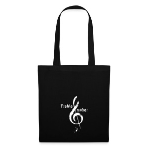 treble_maker-white - Tote Bag