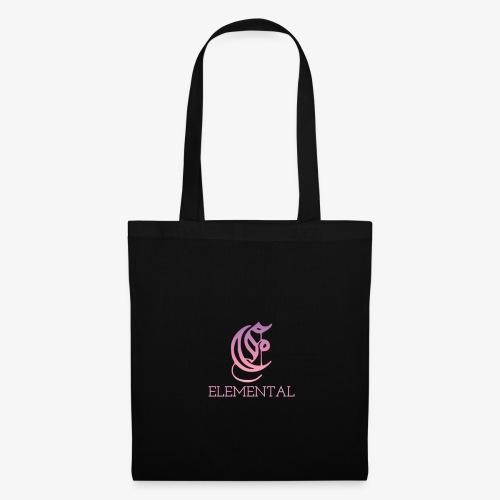 Elemental Pink - Tote Bag
