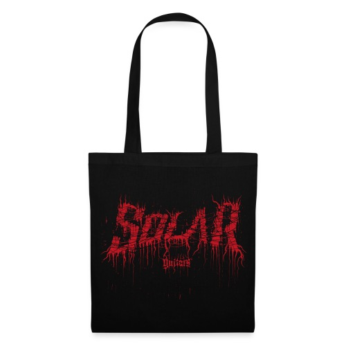 Solar Guitars Deathmet Red - Tote Bag