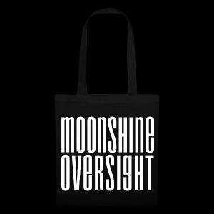 Moonshine Oversight blanc - Tote Bag