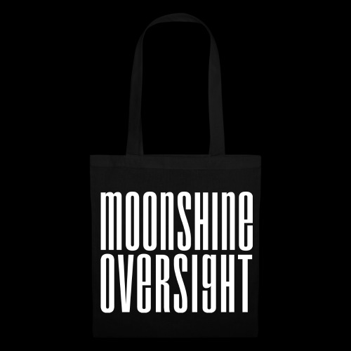 Moonshine Oversight blanc - Tote Bag