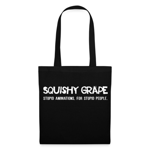 Squishy Grape: Stupid Animations For Stupid People - Tote Bag