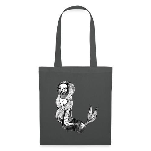 Meerjungfrau - Stoffbeutel