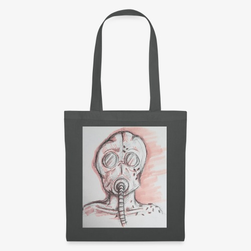 The surrealism of war (pink) - Tote Bag