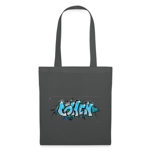 COHEN GRAFFITI TAG PRINTABLE BY MAX LE TAGUEUR - Tote Bag
