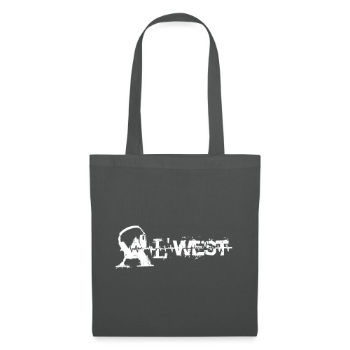 logo alwest blanc - Tote Bag