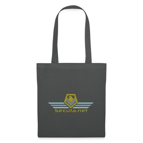 Secuta Logo - Stoffbeutel