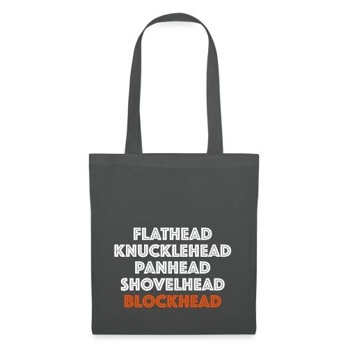 Blockhead 2C - Tas van stof