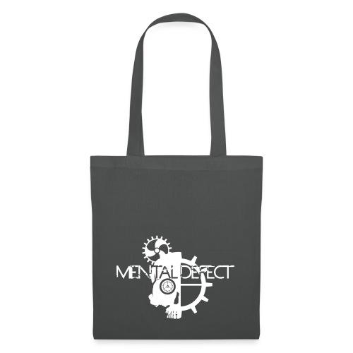 Mental Defect Gear Skull - Stoffbeutel