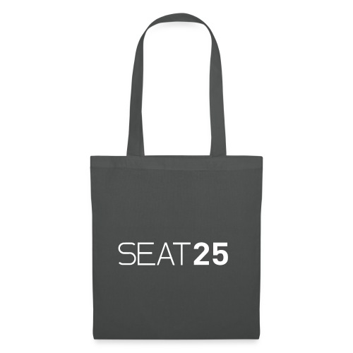 Seat25 Logo Light - Tote Bag