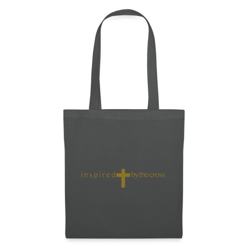 Inspired by the cross - Tote Bag