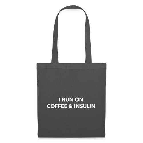 I Run on Coffee & Insulin v2 - Kangaskassi
