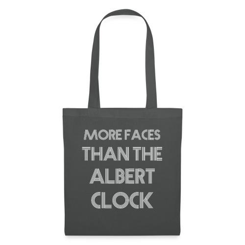 More faces than the albert clock - Tote Bag