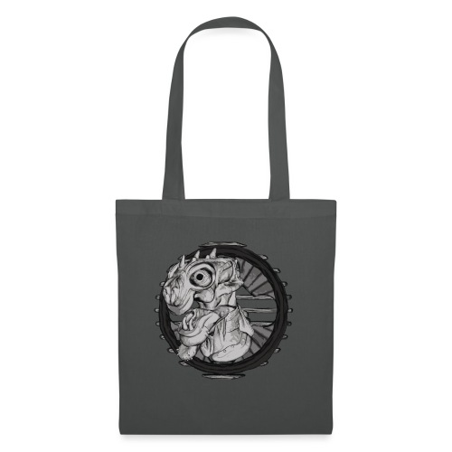 Alien hunter - Tote Bag