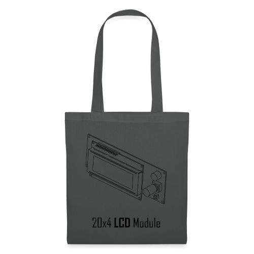 20x4 LCD Module - Tote Bag