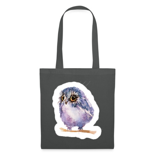 Nice Purple owl - Tote Bag