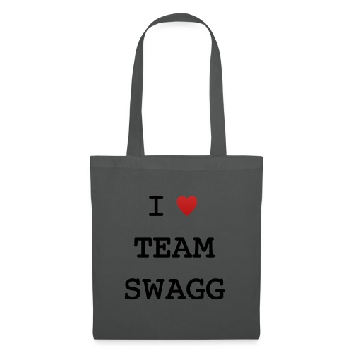 I LOVE TEAMSWAGG - Tote Bag
