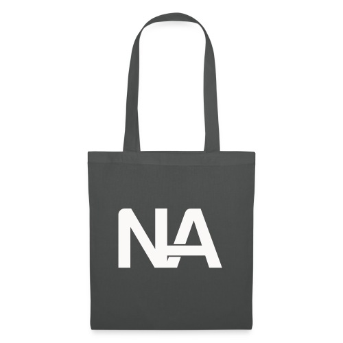 NA Logo white - Tote Bag