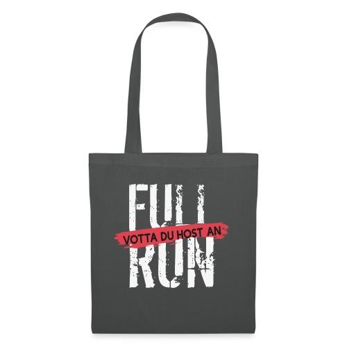 Full Run - Stoffbeutel