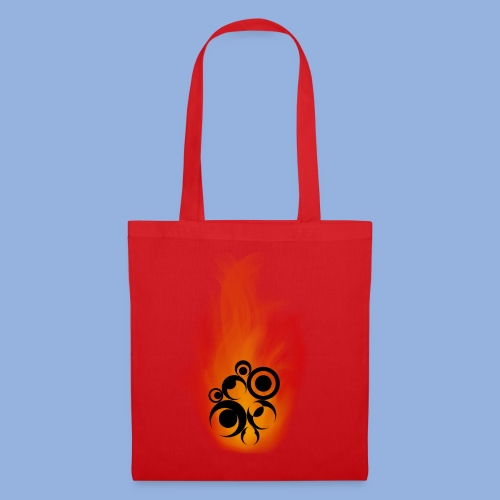 Should I stay or should I go Fire - Tote Bag